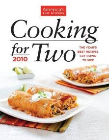 Review Cooking For Two: 2010 (Cooking for Two) PDB by America's Test Kitchen