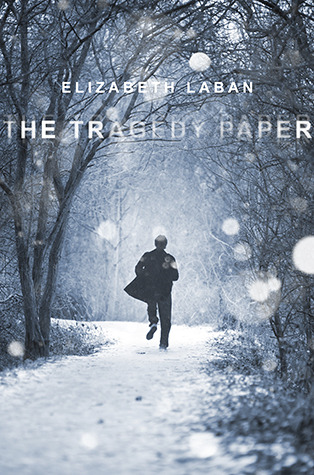 Book Cover The Tragedy Paper by Elizabeth Laban