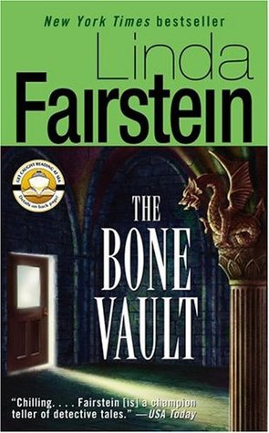 The Bone Vault by Linda Fairstein