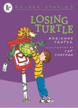 Losing Turtle by Adrienne Frater