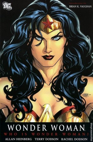 Wonder Woman, Vol. 1 by Allan Heinberg