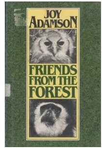 Find Friends from the Forest by Joy Adamson PDF