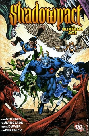 Shadowpact, Vol. 4 by Matthew Sturges