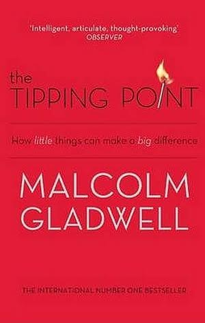 "the tipping point book report At the beginning of the year we were asked to read ""the tipping point"" by malcolm gladwell, and."