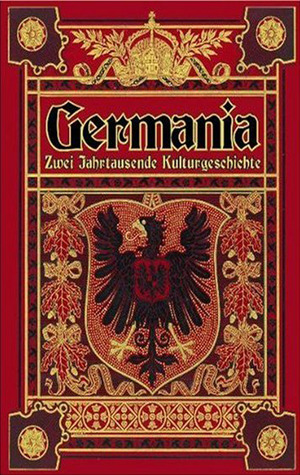 Germania by Johannes Scherr