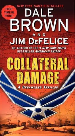 Collateral Damage (Dreamland #14)