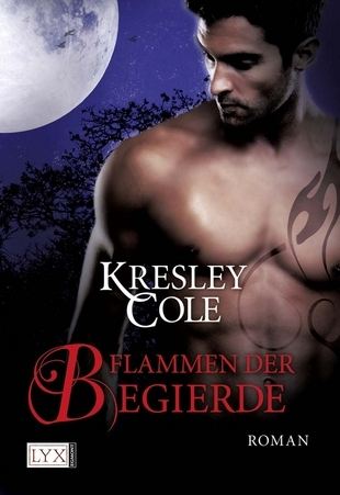 Flammen der Begierde (Immortals After Dark, #9)