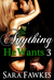 Anything He Wants 3: Love and War  (Dominated by the Billionaire, #3)