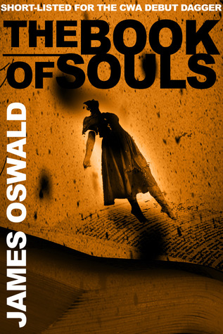 15718239 Audrey reviews The Book of Souls by James Oswald