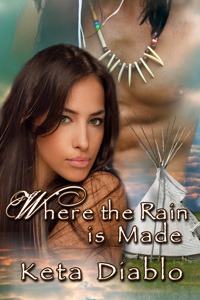 Where the Rain is Made by K. Celeste Bryan