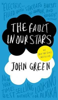 5 Stars for The Fault In Our Stars by John Green