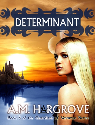 Determinant by A.M. Hargrove
