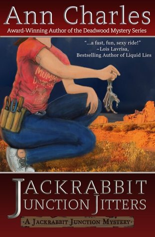 Jackrabbit Junction Jitters by Ann Charles