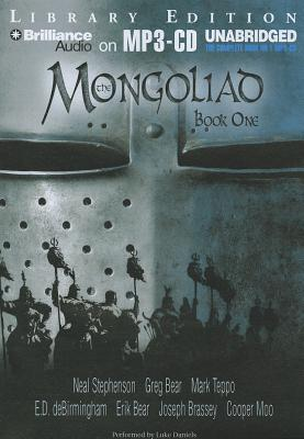 The Mongoliad by Neal Stephenson