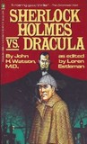 Sherlock Holmes vs. Dracula
