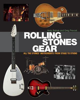 Rolling Stones Gear by Andy Babiuk