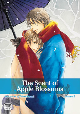 The Scent of Apple Blossoms, Vol. 2 by Touko Kawai