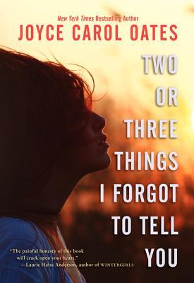 DNF: Two or Three Things I Forgot To Tell You