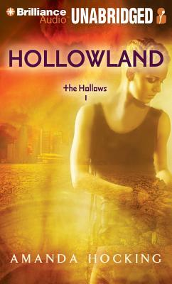 Hollowland by Amanda Hocking