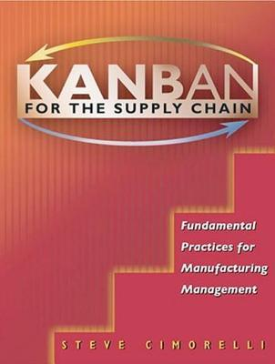 Kanban for the Supply Chain: Fundamental Practices for Manufacturing Management [With CD]