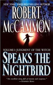 Speaks the Nightbird, v1 by Robert McCammon