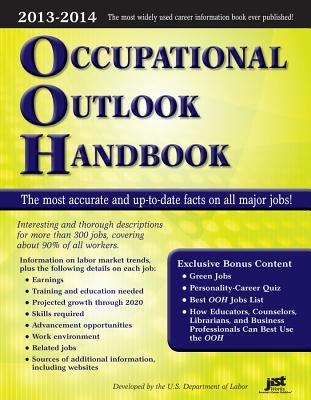 Occupational Outlook Handbook, 2012-2013