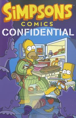 Simpsons Comics: Confidential