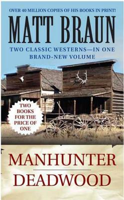 Manhunter / Deadwood: Western Double