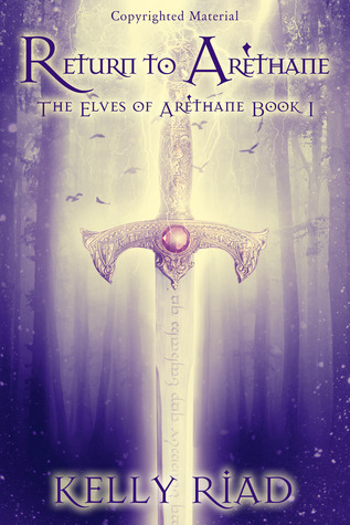 Return to Arèthane (The Elves of Arèthane Book One)