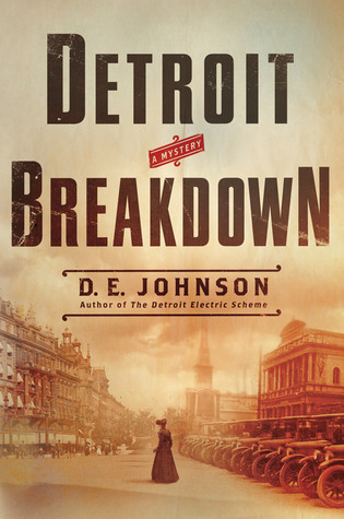 Detroit Breakdown by D.E. Johnson