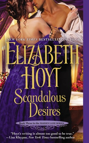 Scandalous Desires (Maiden Lane, #3)