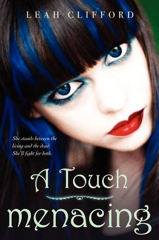A Touch Menacing (A Touch Trilogy, #3)