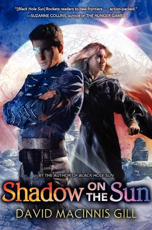 Shadow on the Sun (Black Hole Sun, #3)
