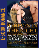 Thieves in the Night  # 223 by Glenna McReynolds