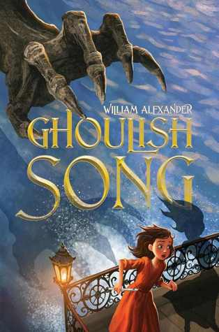 Book View: Ghoulish Song