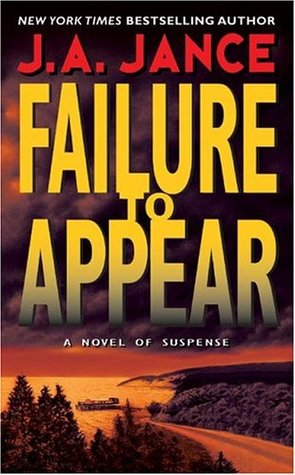 Failure to Appear by J.A. Jance