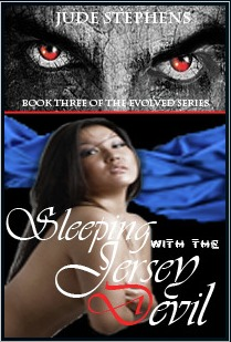 Sleeping with the Jersey Devil by Jude Stephens