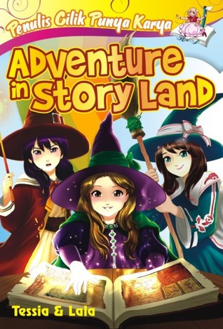 PCPK Adventure in Story Land by Tessia