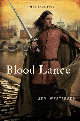Blood Lance (Crispin Guest, #5)