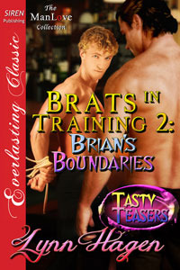 Brian's Boundaries by Lynn Hagen