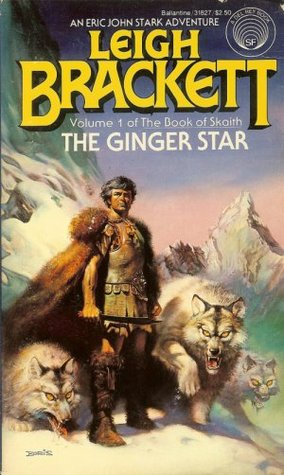 The Ginger Star (The Book of Skaith, #1)