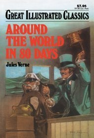 Around the World in 80 Days by Marian Leighton