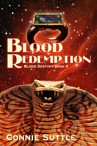 Blood Redemption (Blood Destiny #9) - Connie Suttle
