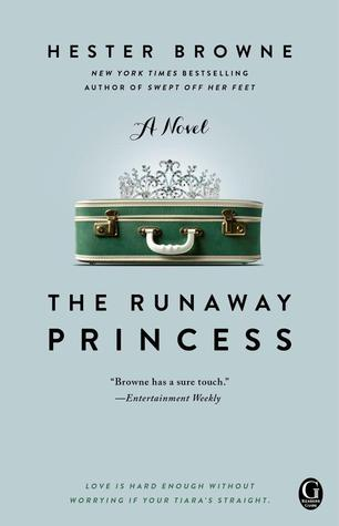 The Runaway Princess by Hester Browne