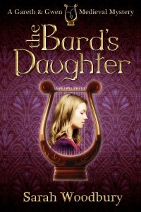 The Bard's Daughter (Gareth & Gwen Medieval Mysteries)