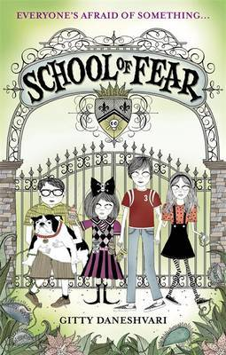 School of Fear (School of Fear #1)