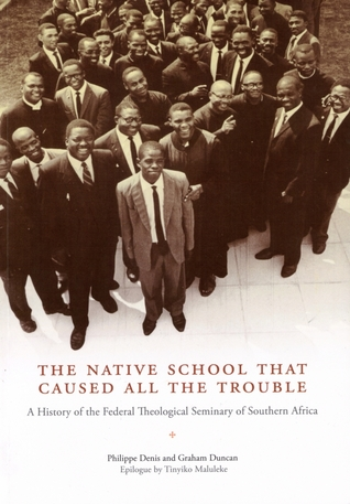 The Native School that caused all the trouble by Philippe Denis