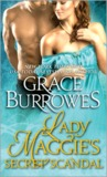Lady Maggie's Secret Scandal (The Duke's Daughters, #2; Windham, #5)
