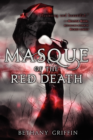 http://www.amazon.com/Masque-Red-Death-Bethany-Griffin-ebook/dp/B00655KULI/ref=sr_1_sc_1?s=digital-text&ie=UTF8&qid=1402696174&sr=1-1-spell&keywords=mask+of+red+deathbethany+griffin