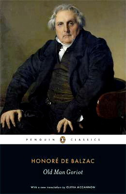 Old Man Goriot by Honoré de Balzac